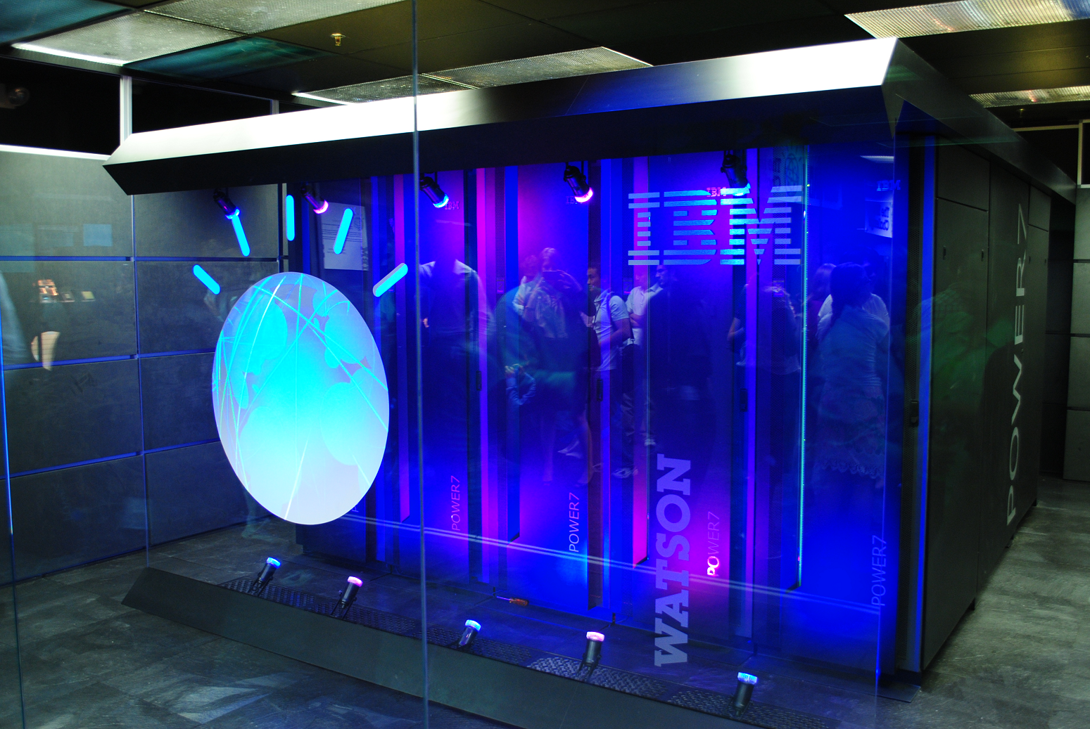 <b>Exploring the Frontiers of Machine Learning</b> &#8211; On October 7, 2014 Brian attended an all day event to launch IBM&#8217;s new Watson Center at 51 Astor Place in NYC. (SOURCE: Wikipedia CC BY-SA 3.0)